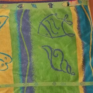 Other - Egyptian cotton beach towel 1st classe
